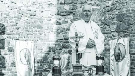 Elhunyt Kovács Sándor  (1947-2021) érseki tanácsos
