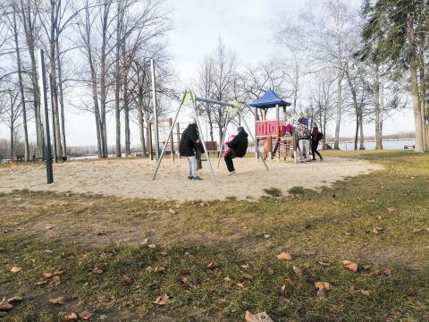 Százmilliós vizesblokk és játszótérfejlesztés a Vadkerti-tónál