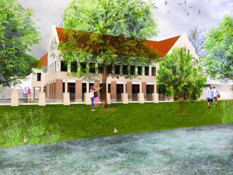 Kezdik az új városközpont építését Solton